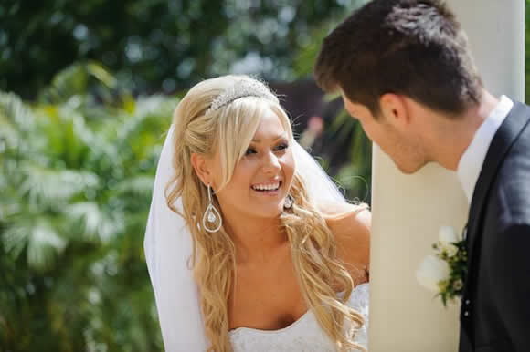 Bridal Hair Extensions - Raleigh, NC | Jessica Hyllarée